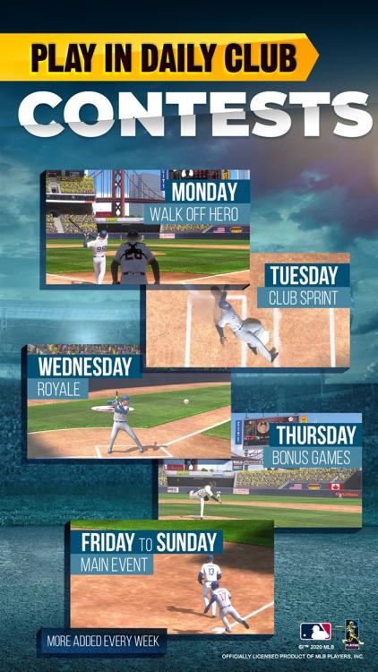 MLB Tap Sports Baseball 2020 screenshot-3