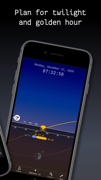 Suntime — Sun Moon Timeline screenshot-4