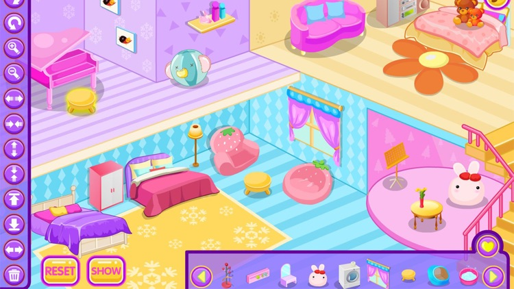 Interior home decoration game screenshot-3
