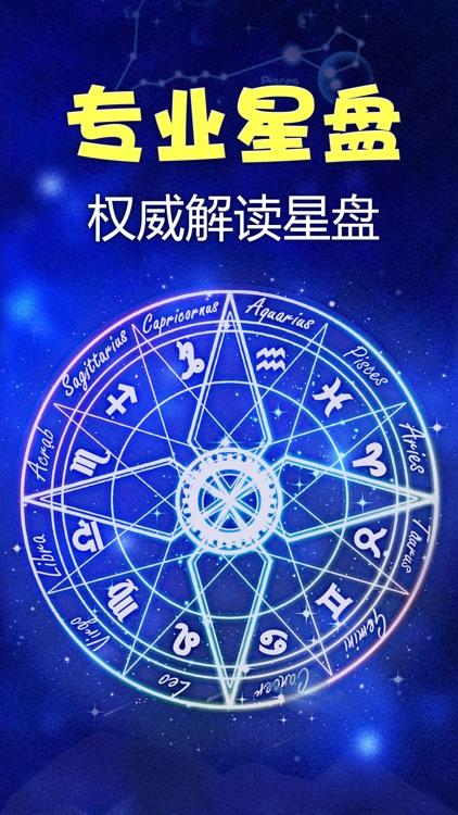 星座合盘 - 每日星盘占星测算