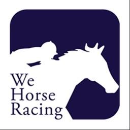 We Horse Racing