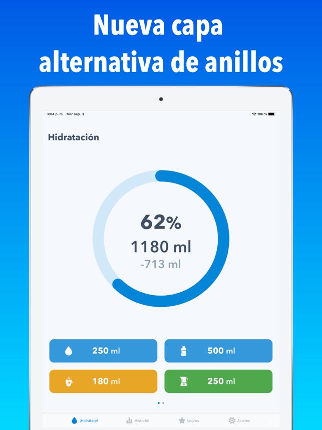 WaterMinder Screenshot