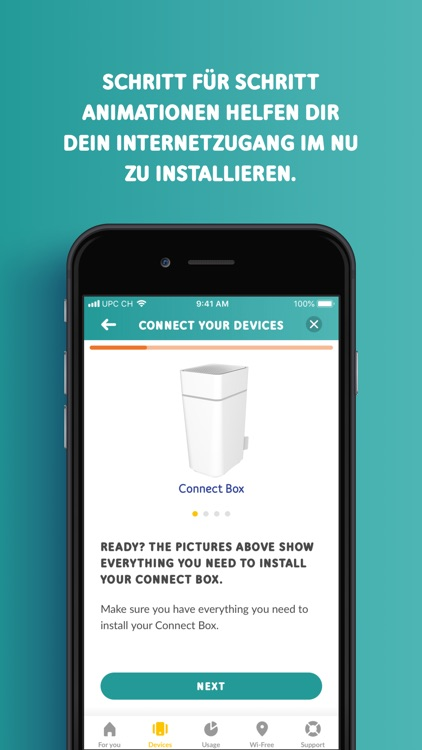 UPC Connect CH screenshot-5