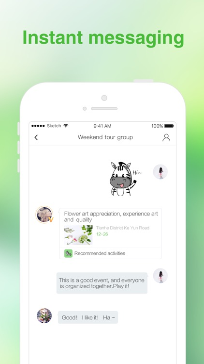 Zebra Event screenshot-3