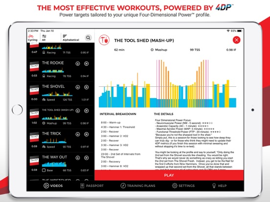The Sufferfest Training System - AppRecs