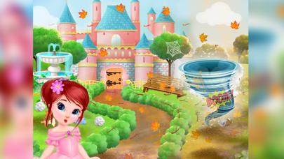 Princess House Cleanup Fun screenshot four