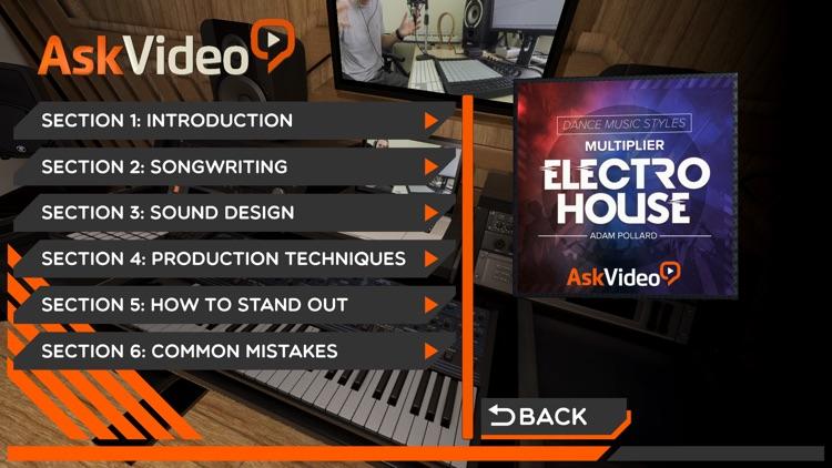 Dance Music Electro House 110