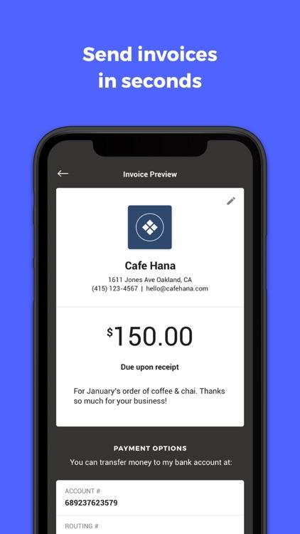 Azlo-Fee-free business banking screenshot-4