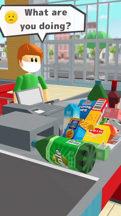 Shop Master 3D - Grocery Game screenshot-4