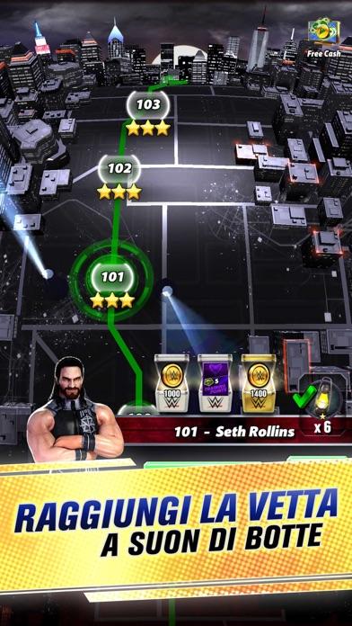 Screenshot of WWE Champions 20206