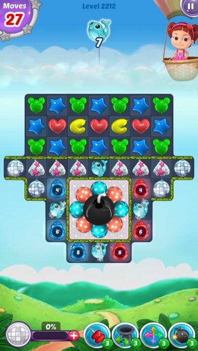 Balloon Paradise: Match 3 Game Screenshot