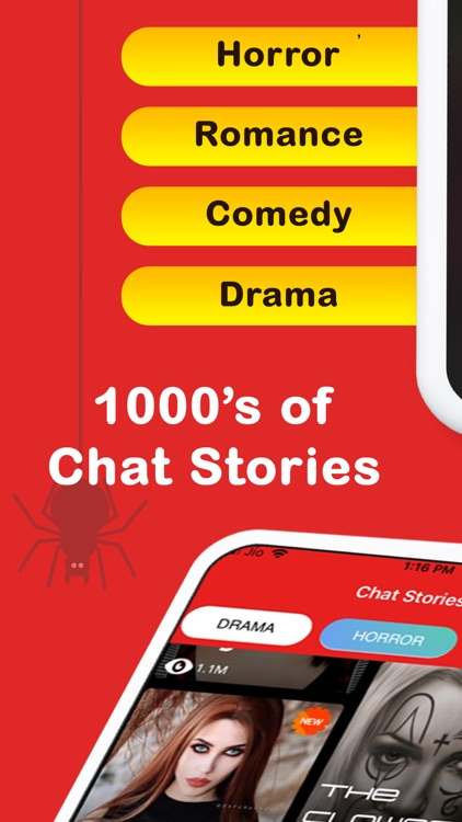 Scary Stories Texting Story