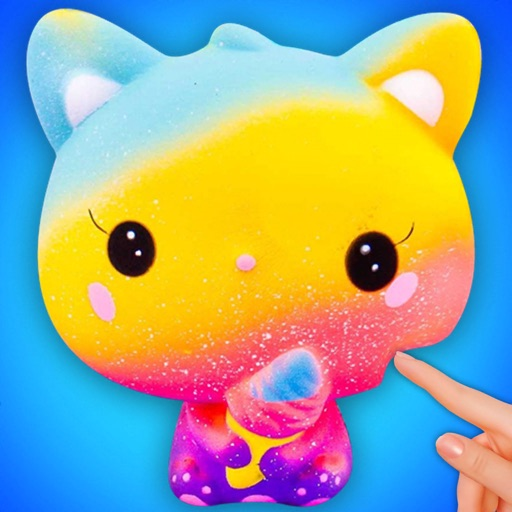 Squeeze Squishy Toy : 3D Art