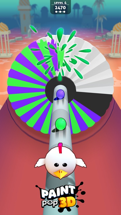 Paint Pop 3D screenshot-1