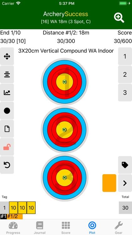 ArcherySuccess - Score & Plot screenshot-5