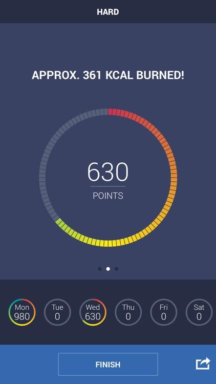Len10 Workout App screenshot-3