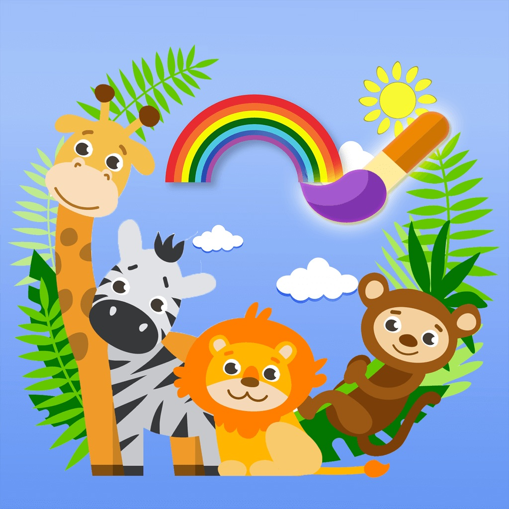 Animals Zoo: Drawing, Painting hack