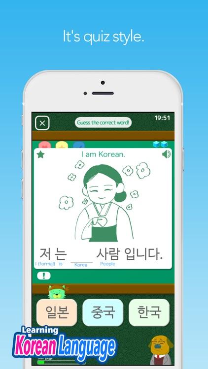 Learning Korean Language