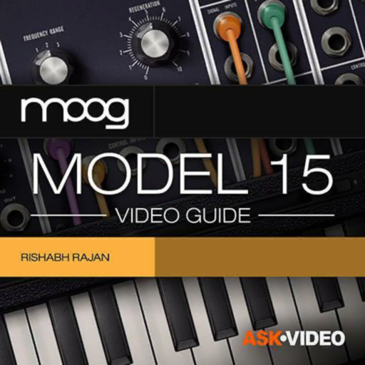 Video Guide For Moog Model 15