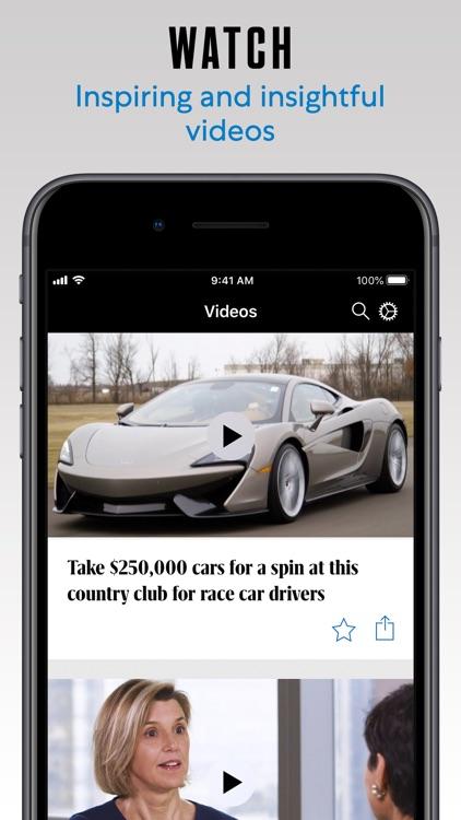 Fast Company Magazine App