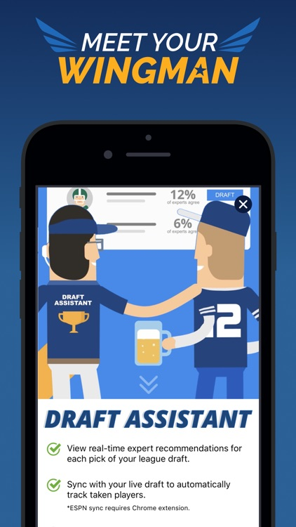 Fantasy Baseball Draft Wizard screenshot-9