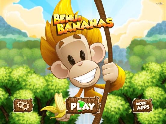 Benji Bananas HD screenshot
