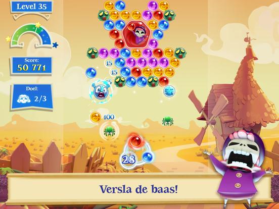 Bubble Witch 2 Saga iPad app afbeelding 2