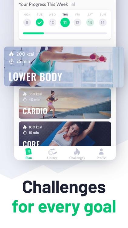 30 Day Fitness Challenge ∘ screenshot-6