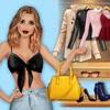 ファッションデザインスタジオをドレスアップ
