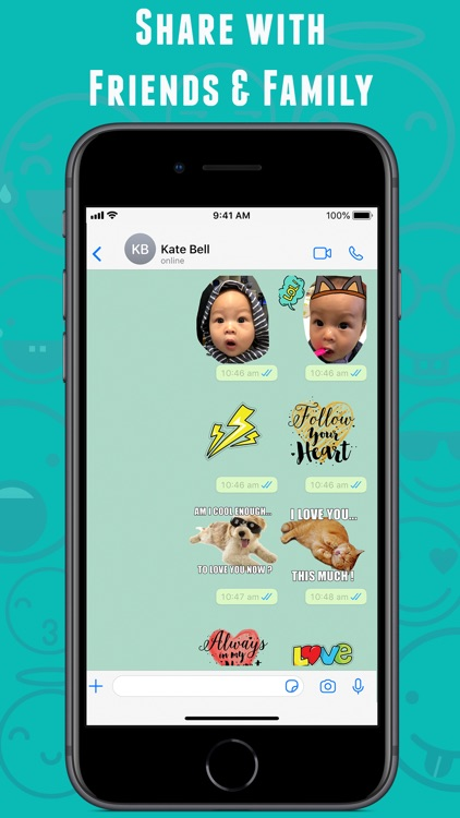 Dmoji: Sticker Maker & Emoji screenshot-7