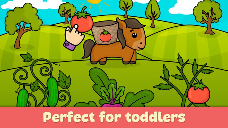 Baby games for 2,3,4 year olds screenshot-0