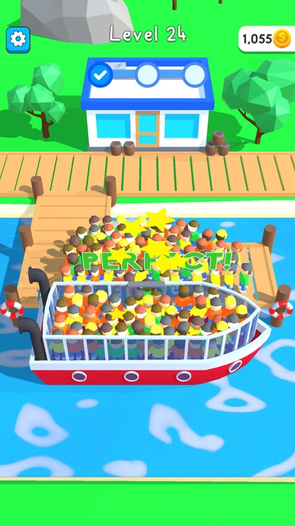 Hyper Boat screenshot-3