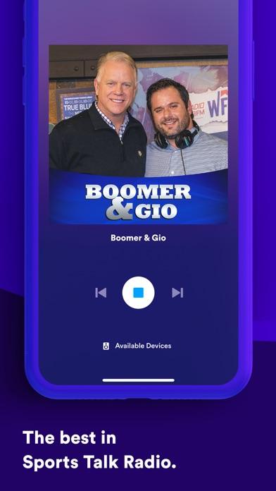 RADIO.COM app image