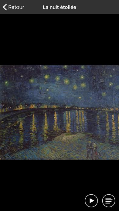 Screenshot #3 pour Van Gogh, la nuit étoilée
