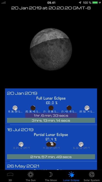Sun & Moon 3D Planetarium Pro screenshot-7