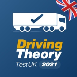 2021 LGV & HGV Theory Test UK