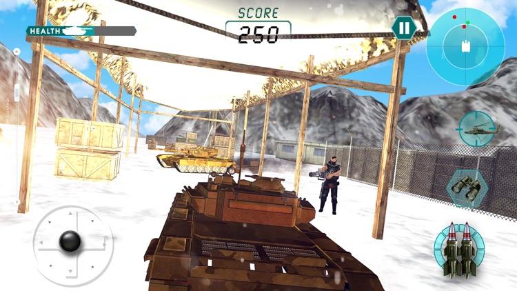 Real Battle of Tanks 2019 screenshot-8