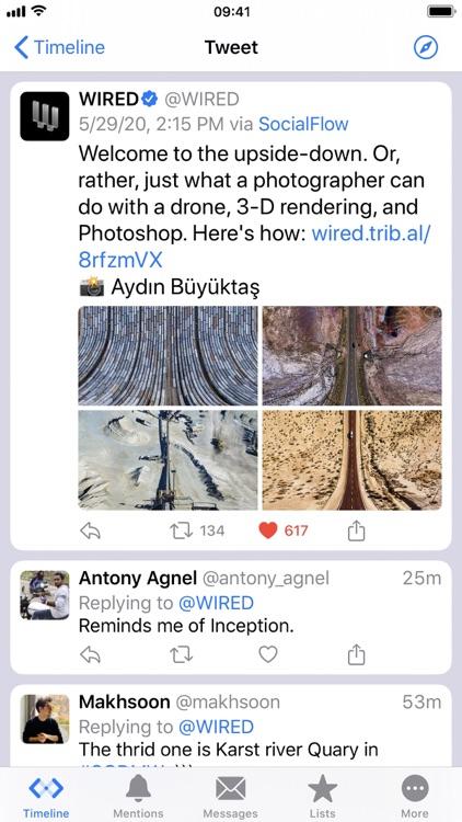 Spring Lite for Twitter screenshot-7
