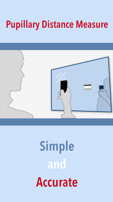 Pupillary Distance Measureのおすすめ画像6