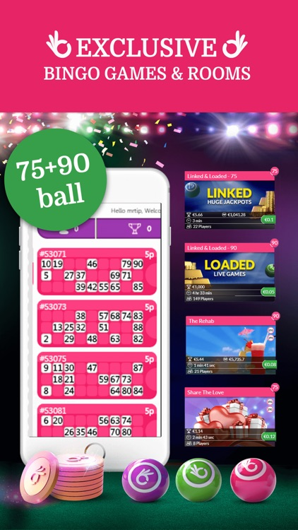 Tip Top Bingo - Bingo & Slots