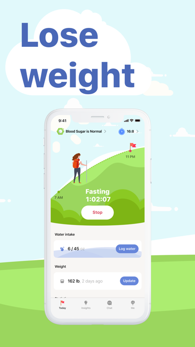 Intermittent Fasting App のおすすめ画像2