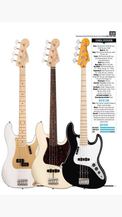 Bass: The Bass Guitar Magazine screenshot-6