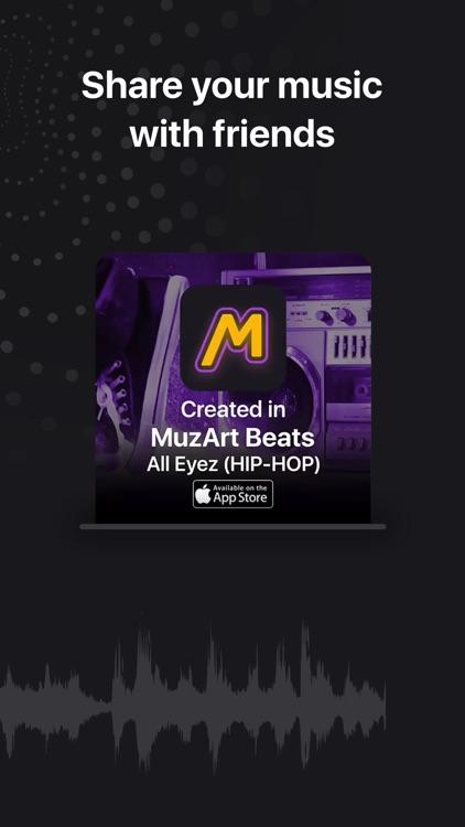 MuzArt Beats - Music Mix Maker screenshot-6