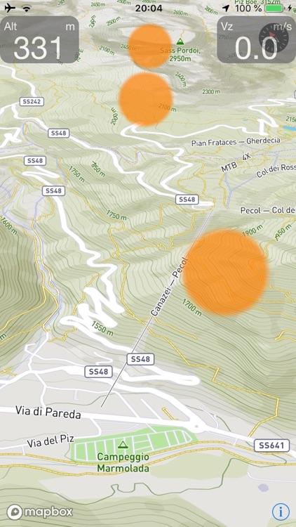 eVario - Variometer Paraglider screenshot-3
