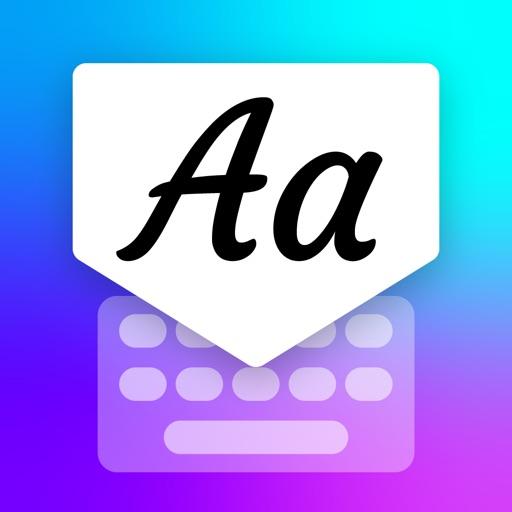 Fonts App Keyboard & Themes