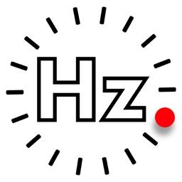 Hertz-lite. Anxiety relief.