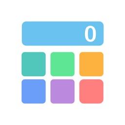 Art Calc: Colorful Calculator