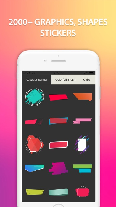 Screenshot for Poster Maker: Design & Create in Finland App Store