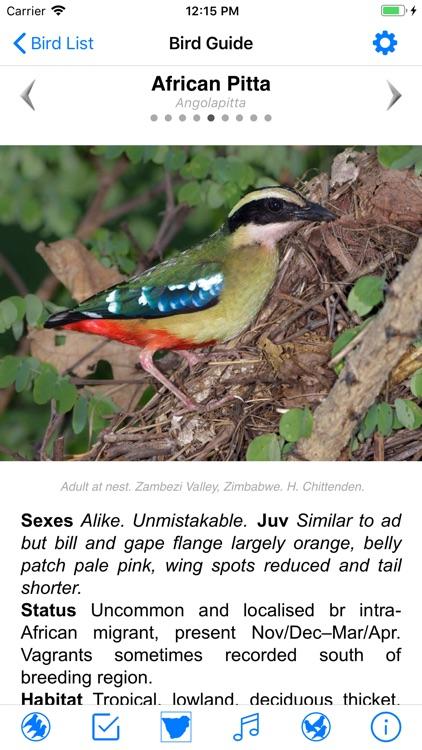 Roberts Bird Guide 2 screenshot-5
