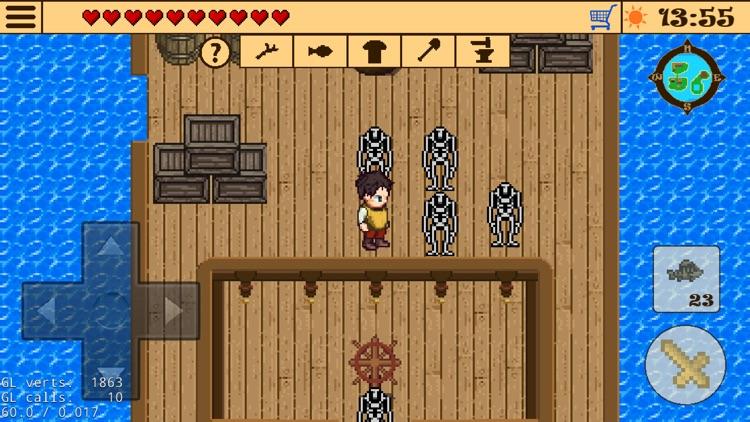 Survival RPG 2:Temple Ruins 2d screenshot-3
